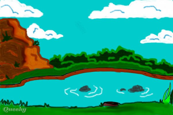 600x400 pond drawing for landscape pictures and ideas on pro landscape