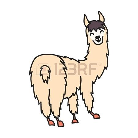 450x450 how to draw a llama llama drawing draw cartoon llama
