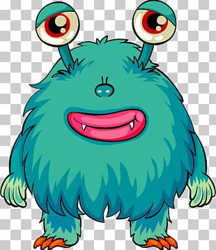Cartoon Monster Drawing