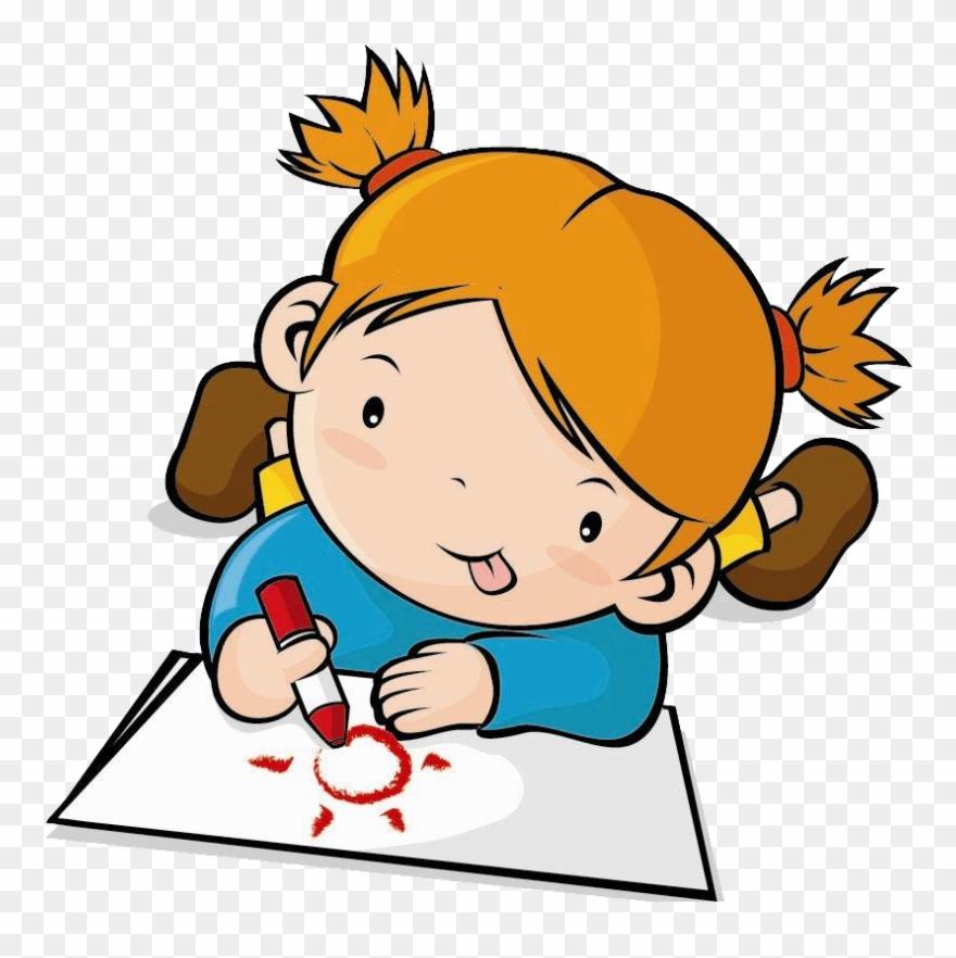 880x882 Drawing Clip Children Transprent