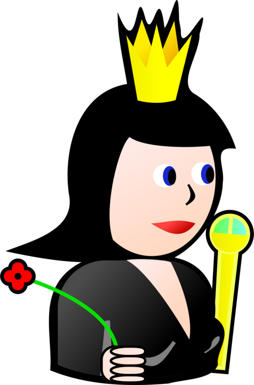 494x749 Cartoon Download Drawing Queen Of Spades Computer Icons Cc0