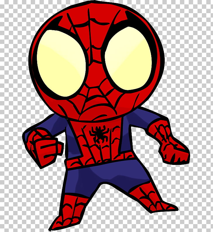 728x792 spider man in television deadpool drawing art, spider man png