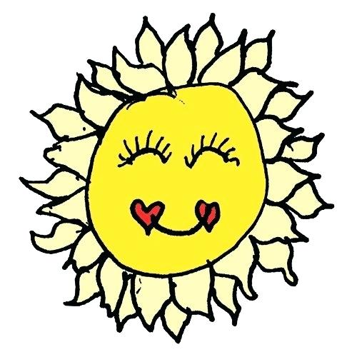Collection Of Happy Sun Clipart