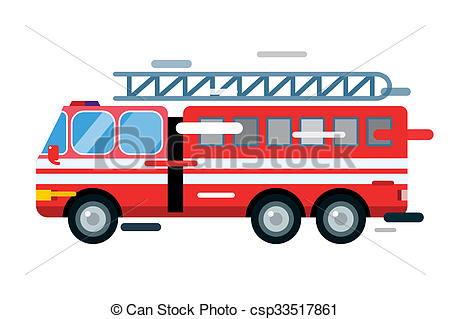 450x319 cartoon fire truck pictures fire truck car isolated cartoon