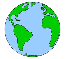 250x226 Cartoon Earth Step