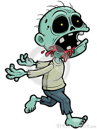 338x450 Cartoon Zombie Awesome Comic Stuff