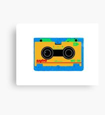 210x230 Cassette Tape Drawing Canvas Prints Redbubble