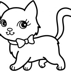 230x230 Dazzling Design Ideas Coloring Pictures Of Cats Cat Pages Dog