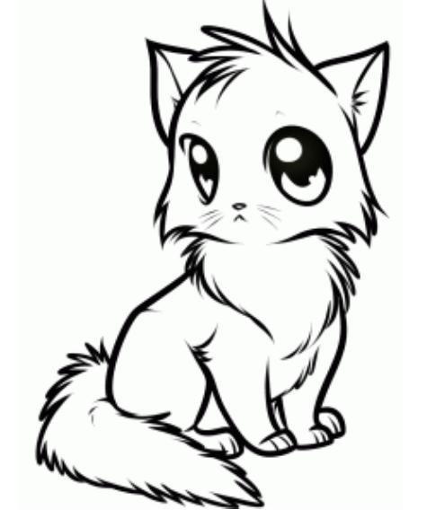 475x577 How To Draw Anime Stylish Cat Drawing Tutorial Stylebizz
