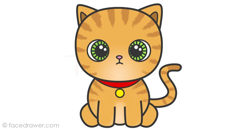 768x432 Huge Collection Of 'cute Cats Drawing' Download More Than