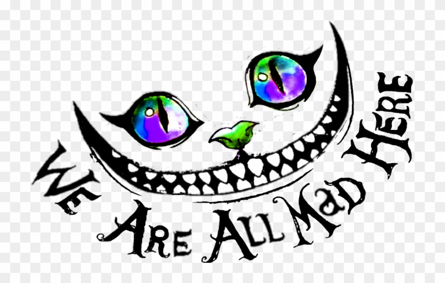 880x560 Alice In Wonderland Cheshire Cat Drawing Clipart