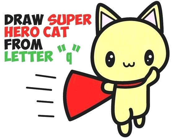 600x445 Cute Cat Pictures To Draw Cute Cat Drawing Cute Cat Pictures You
