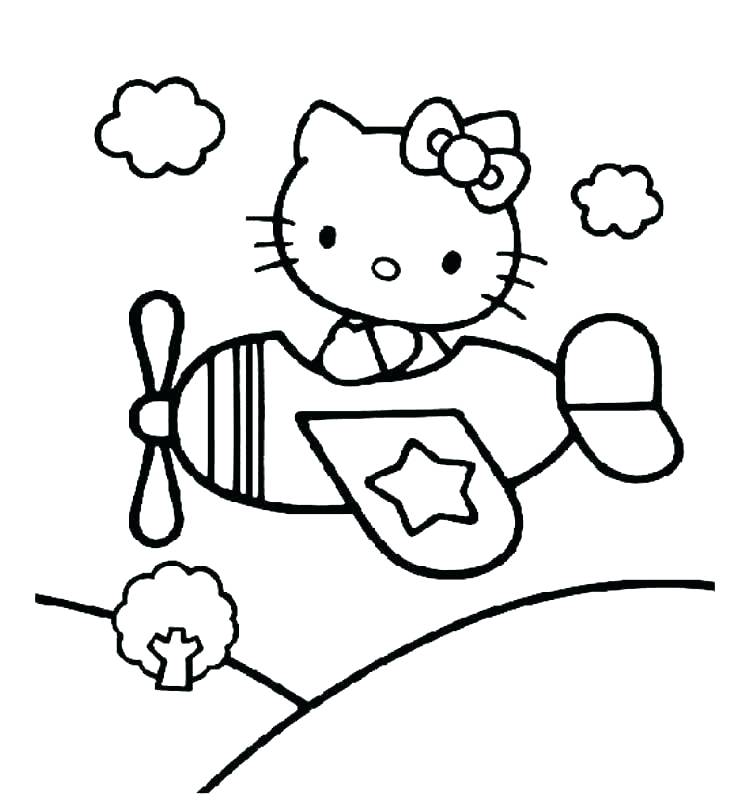 750x800 Hello Kitty Drawings Index Kitty Cat Drawing Easy
