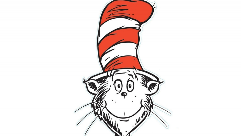 825x464 Lofty Design Ideas Cat In The Hat Clipart