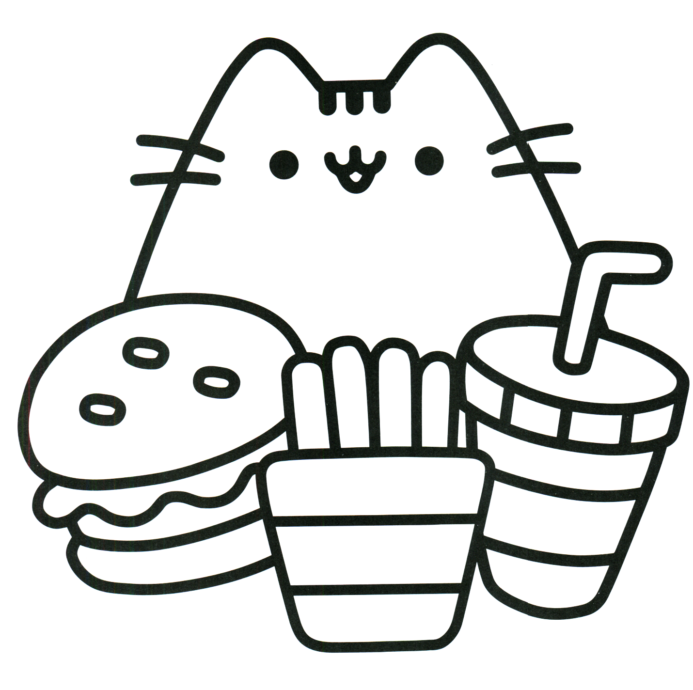 Coco kitty printable coloring pages