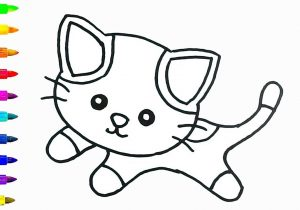 300x210 Simple Drawing Of Cat How To Draw A Simple Cat