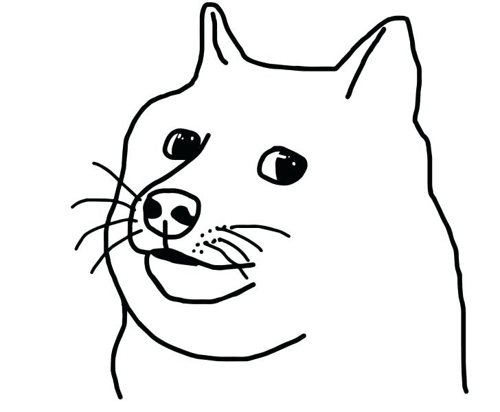 728x600 Simple Cat Face Drawing How To Draw A Cat Head Simple Cat Face