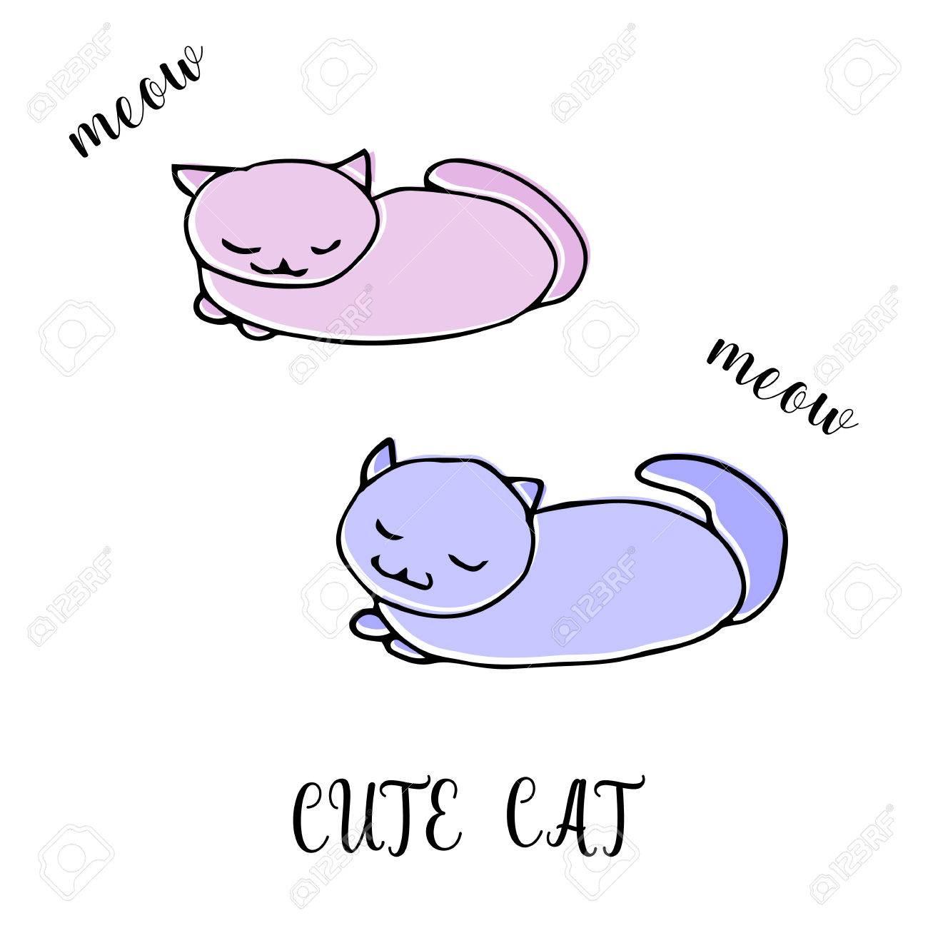 1300x1300 Cat Head Drawing Easy Bobcat Realistic Anime Chibi Girl Cute Steps
