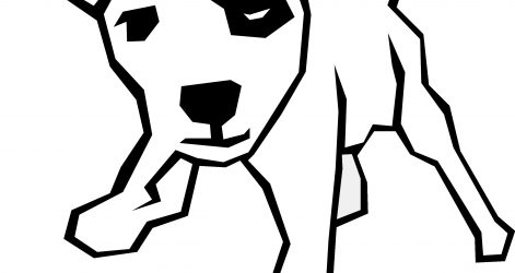 471x250 Dog And Cat Drawing A Of Face Bulldog Cartoon Iydunetwork