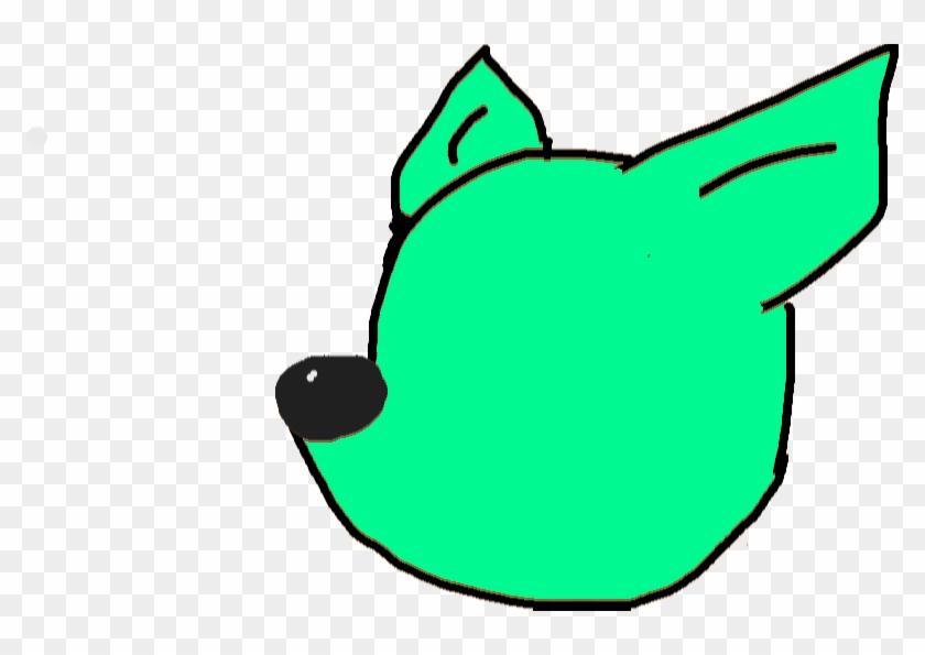 840x595 Wolf Head