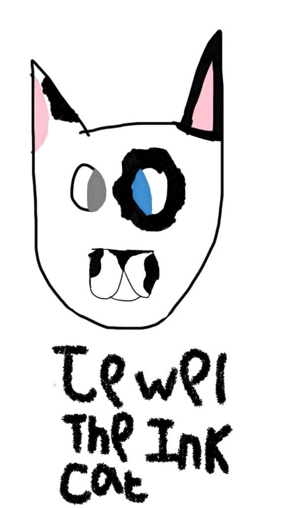 576x1024 I Know I Only Realy Do Jewel The Ink Cat But Im Best