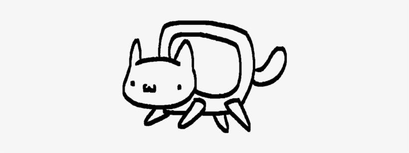 820x308 Cat Drawing Templates At Getdrawings