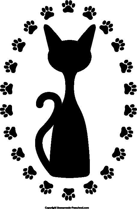 456x696 Cat Paw Tattoos Paw Prints Cat Paw Print Clipart Clipart Free