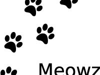 200x150 Free Clip Art Of Cat Paw Print Awesome Hand Drawing Cute Cats