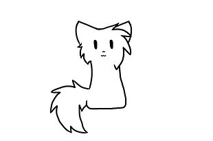 310x205 Cat Kitten Line Art Png, Clipart, Black, Black And White, Cartoon