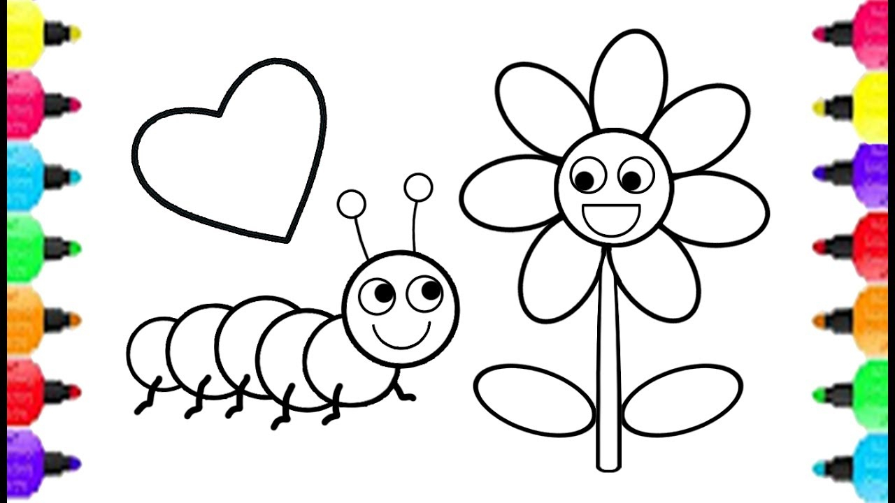 Caterpillar Drawing Pictures | Free download on ClipArtMag