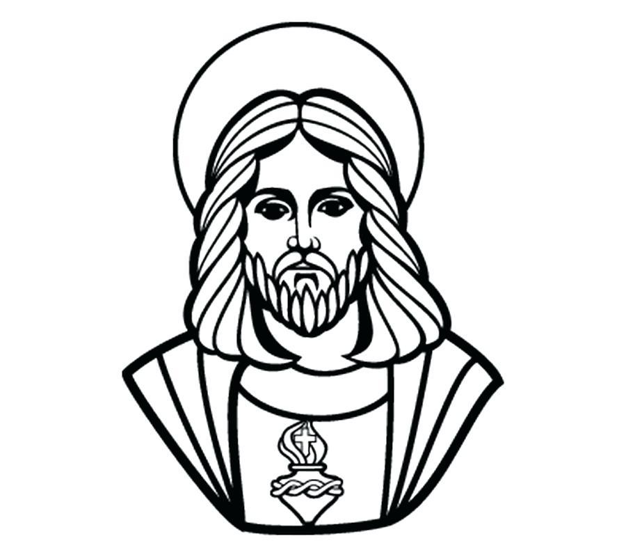 Catholic Priest Drawing