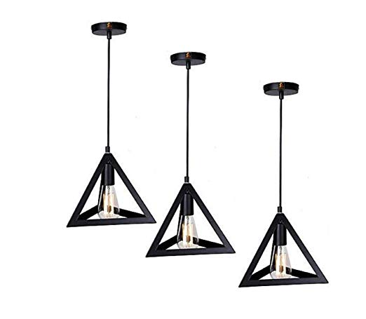 522x455 Buy Brightlyts Triangle Hanging Pendant Ceiling Light For Drawing