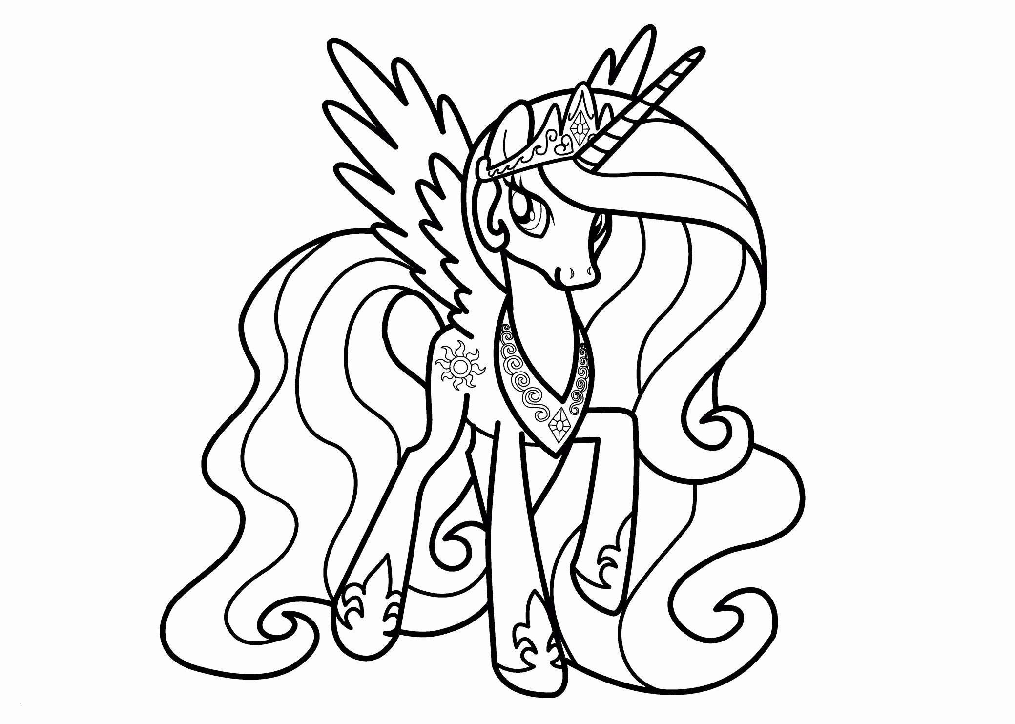 2079x1483 Coloriage My Little Pony Princesse Celestia Ookingatmarystow Us