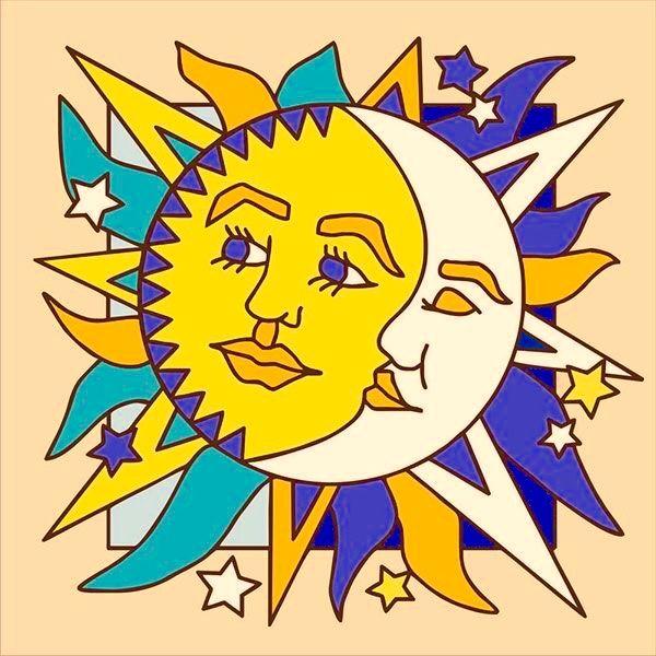 600x600 sun moon sun moon sun moon, moon