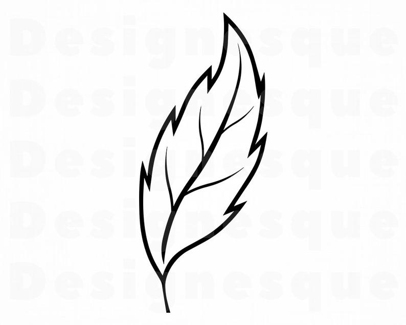 794x635 leaf outline leaf leaf clipart leaf for etsy
