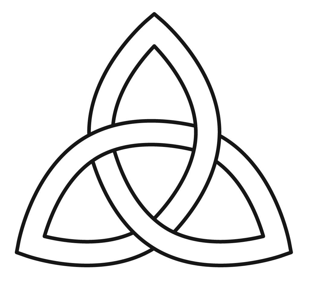 1053x936 celtic knot celtic trinity knot clipart kid