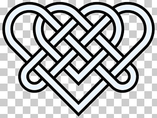 Celtic Heart Drawing