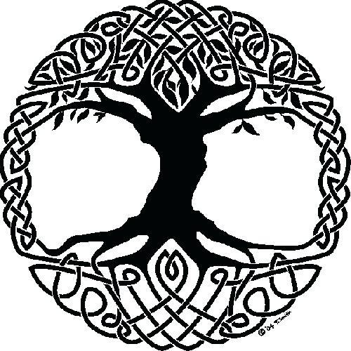 500x500 Celtic Knot Wall Art Knot Wall Decor New The Tree Of Life History