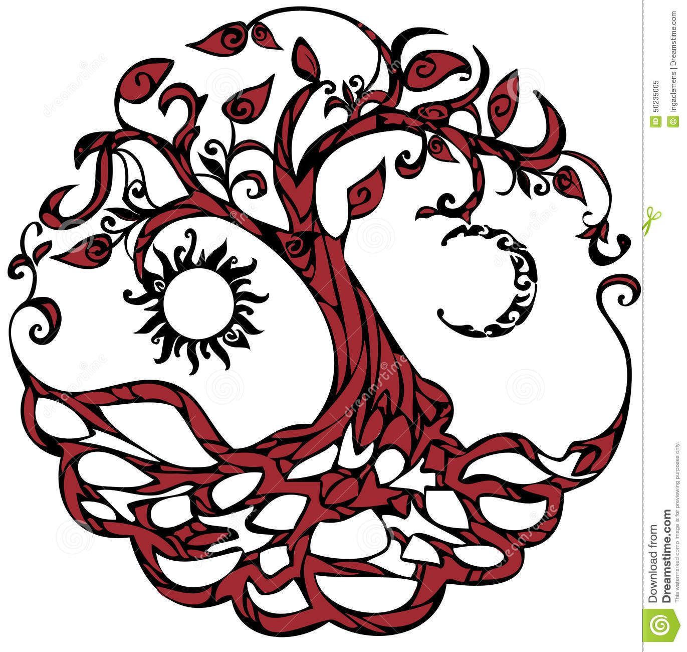 1371x1300 Celtic Tree Of Life Clipart