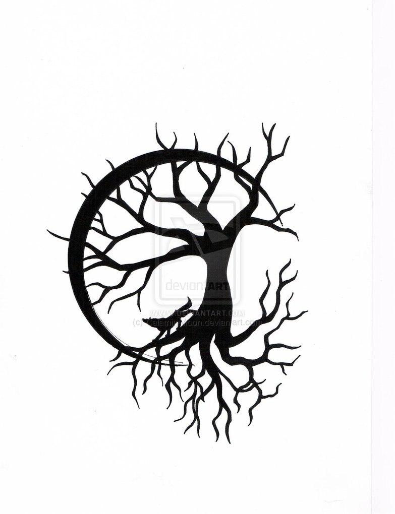 783x1020 Celtic Tree Of Life