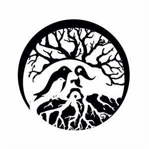 300x300 Celtic Tree Of Life With Birds