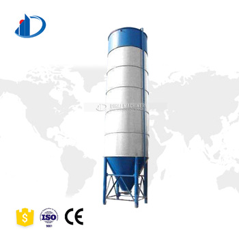 350x350 hot selling cement storage silo drawing for used cement silo