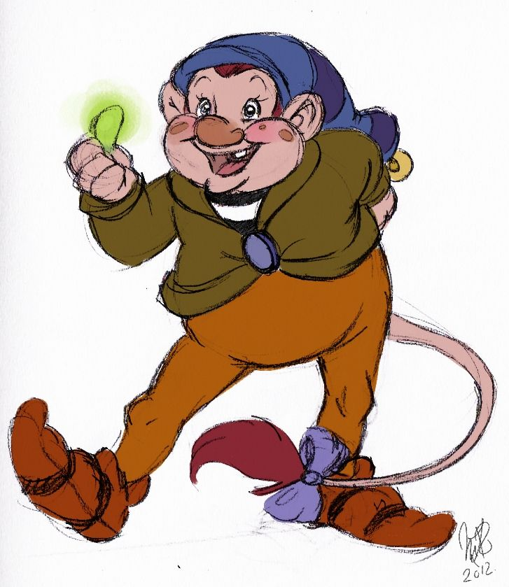 727x839 a troll in central park don bluth animations central park