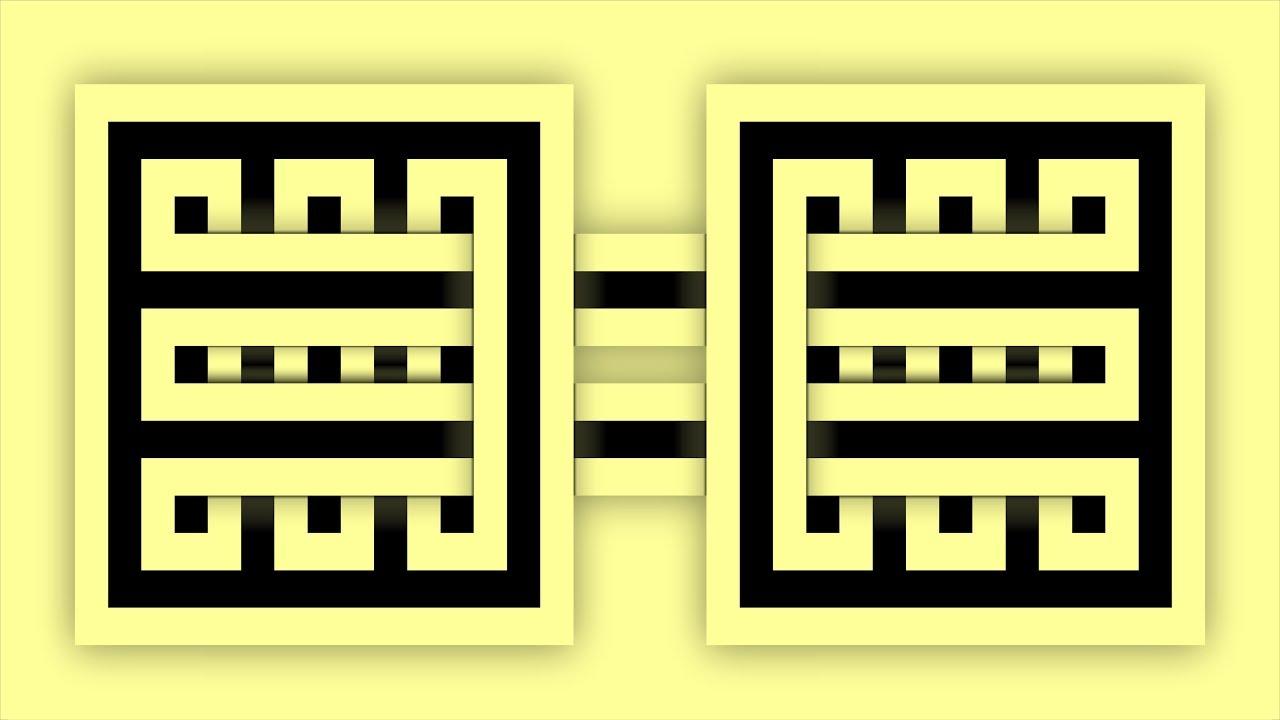 1280x720 tile patterns ceramic tile geometric pattern black and white