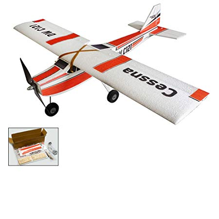 450x450 dw hobby rc aeroplane epp foamy plane model training plane cessna