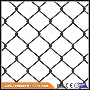 300x300 blue pvc coated chain link fence, blue pvc coated chain link fence