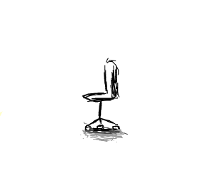 300x250 Chair Drawing