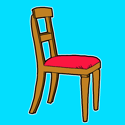 400x400 How To Draw A Chair In The Correct Perspective With Easy Steps
