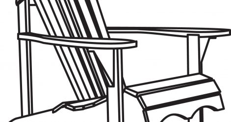 471x250 Bar Chair Detail Drawing Butterfly Barber Autocad Easy
