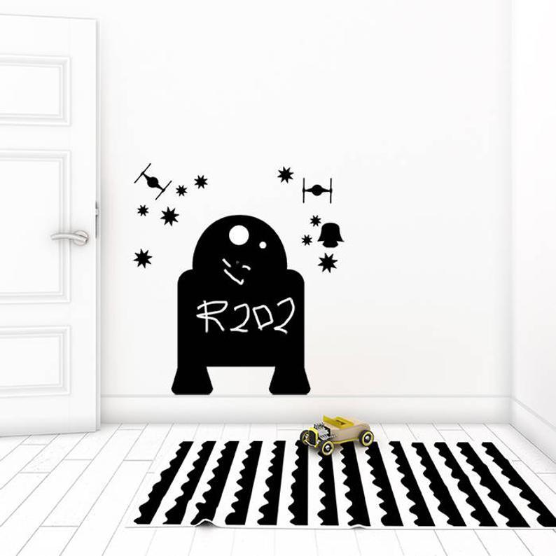 794x794 chalkboard nursery walldecals chalkboard star etsy